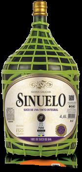 Sinuelo Tinto Seco 4,6L com sombra