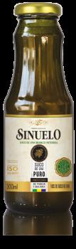 Sinuelo suco de uva integral branco 300 ml